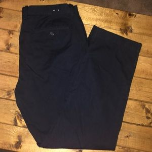 J.Crew Navy Blue Chino Pants 34x30